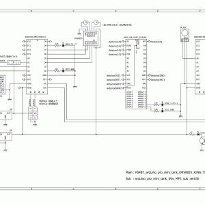 RC可動化 1/35 キングタイガー製作(回路)