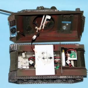RC可動化 1/35 M4A3E8 シャーマン イージーエイト / Arduino