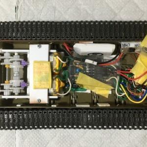 RC可動化 1/35 タミヤ M26パーシング  Arduino版