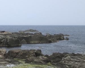 海を求めて鯵ヶ沢まで!
