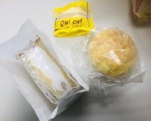 久しぶりにブーランジェリーでパン