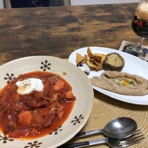 自宅で世界の家庭料理