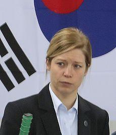 頑張れ、韓国女子アイスホッケー国家代表チーム