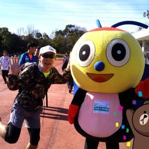 【ガチゆる】5キロレースの後に、荷物を背負って30キロ帰宅ラン(阿久比健康マラソン)