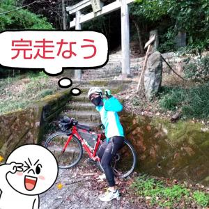 【日曜は合計80キロ】リベンジ!石津御嶽登山競走 練習&ロードバイク再開