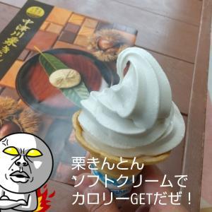 【本日は90キロ】栗きんとんを求めて長野県の手前(中津川)まで行ってきた(*・ω・)ノ