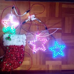クリスマス電飾・WS2812テープを使った電飾の覚書