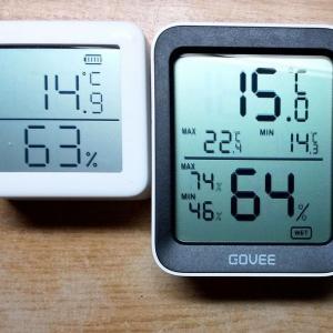 bluetooth温度湿度計比較
