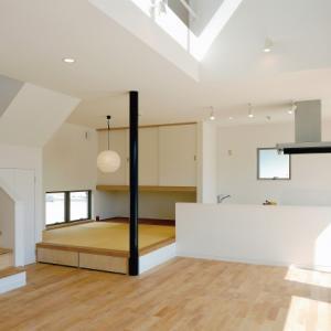 【間取り紹介(3)】LDK #1 狭い家のLDKを広くする方法