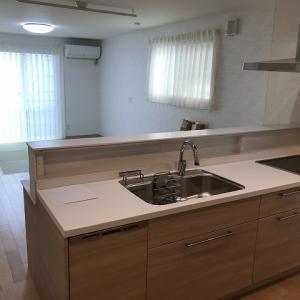 入居前WEB内覧会#2 キッチン 設備編 機能性重視のキッチン設備