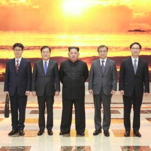 北朝鮮と非核化宣言    南北対話・・デジャヴ
