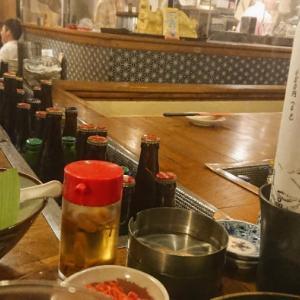 2018年の食べ納め(?)は、沖縄炉端 ゆうなみで。