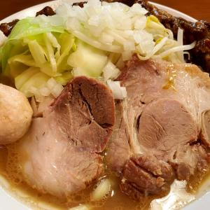 経堂発『ウチデノコヅチ』~Gインスパイア系濃厚豚骨スープが人気のラーメン店~