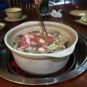 きのこ鍋 Lẩu Nấm Thảo Quý