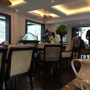 チョコレートビュッフェ@Sofitel Legend Metropole Hanoi