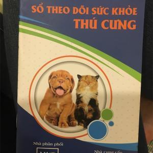ベトナムで猫の予防接種