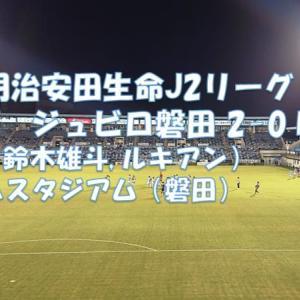 鈴木雄斗とルキアンのゴールで開幕戦のリベンジ!|磐田 2-0 琉球