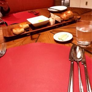 フォーシーズンズホテル京都★ブラッスリーにて夕食を