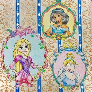 平成プリンセスと昭和プリンセス。