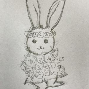 making of オーダーイラスト   (やよいちゃん)
