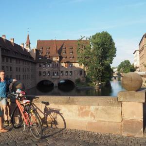 ドイツ3都市目はニュルンベルク