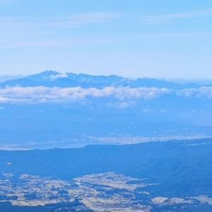 硫黄岳リベンジ(その2)