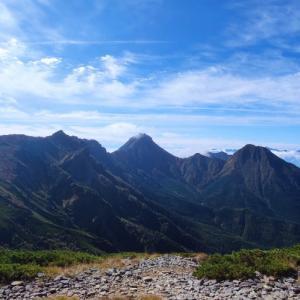 硫黄岳リベンジ(その3)