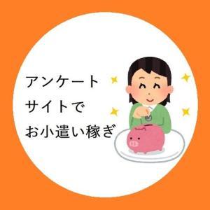 【アンケートサイト】いくらお小遣い稼ぎできる?/2019年11月の実績公開!