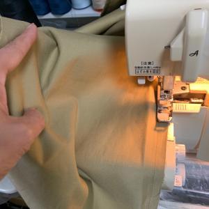 どこを縫うか。は、どこを持つか。