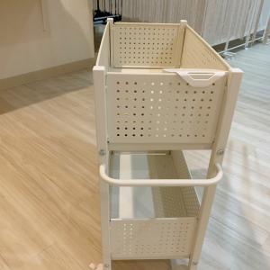 洋裁道具は、ここに一つにまとめて。縫う事と同じ位作業効率が大事です