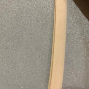 どこにどんな風に使うのかで、バイアステープの幅も折り方も変わります