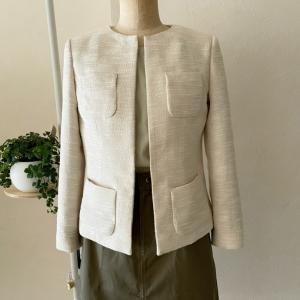 メリットを一番実感する既製服の縫い方の・ジャケット