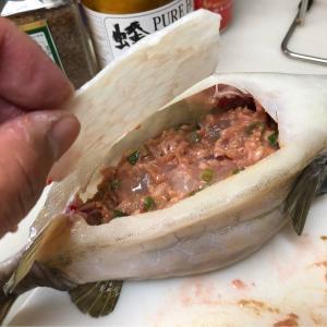 はこふぐレシピ!味噌焼き(かっとっぽ)で食いマッスル!