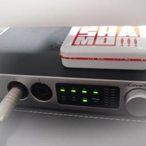 2つ同時接続できるオーディオインターフェイスがすごい!【iConnectivity iConnectAUDIO2+レビュー】