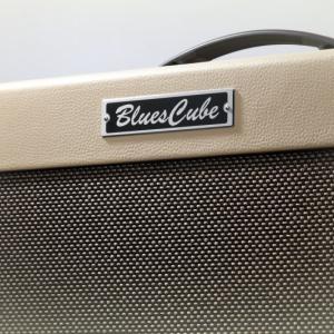 ギターアンプ【ROLAND Blues Cube】の良さを再確認したよ