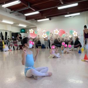 ターンアウト講座の結果(ノД`)相模原市のバレエ教室、ヤマグチクラシックバレエ。