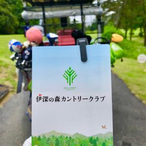 R3/6/18伊深の森カントリークラブ
