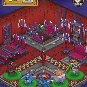 ドラゴンクエストウォーク:ウィザードハウスに勢ぞろい!?(笑)