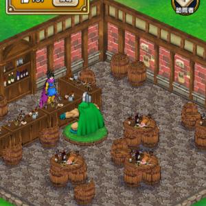 ドラゴンクエストウォーク:「お客さん…、ちょいと飲みすぎじゃないっすか?」(苦笑)