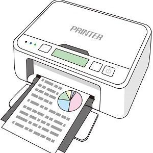 パワーポイントの印刷で日付とページ番号を消すには?