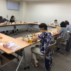 パッチワーク講習会(ぬいぐるみ作り)