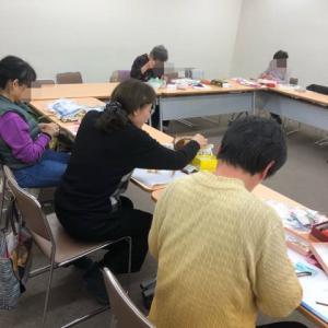 パッチワーク講習会(季節のキルト・こいのぼり)