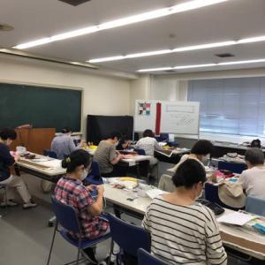 パッチワーク講習会(7月)