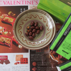バレンタインにはロイズのピスタチオチョコレートとピスタシューショコラ推し!!