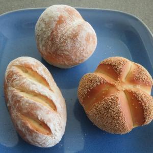 菌活ではないけれど酵母生やしてみた。自家製酵母パン初体験。