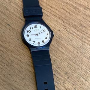 腕時計買いました