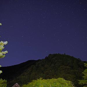 星のある風景