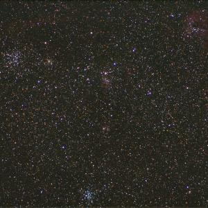 ぎょしゃ座M38 M36