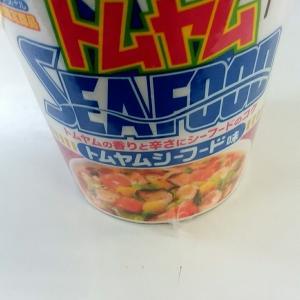 カップヌードル トムヤムシーフード味