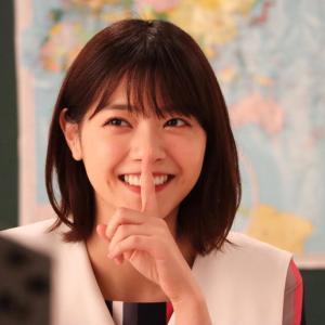"""【芸能】西野七瀬、キスシーンへの心構え """"チラつく""""からやらない事とは…"""